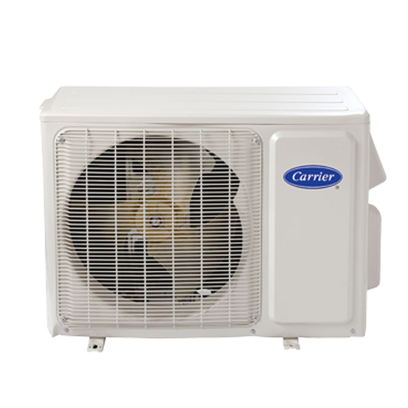 Carrier Ductless heating and cooling systems
